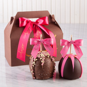 Spring gift baskets easter gift baskets amys gourmet apples quick view pink gable gift pack negle Choice Image