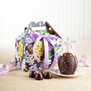 Spring gift baskets easter gift baskets amys gourmet apples beaujolais gable gift pack negle Choice Image