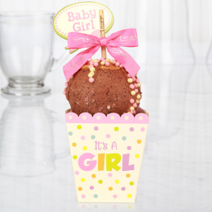 quick view its a girl sweet treat gift box