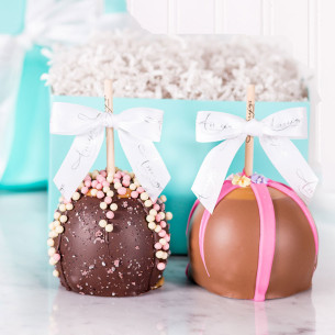 Easter caramel apples gourmet easter gifts spring candy apples quick view delicious delight caramel apple gift box negle Choice Image