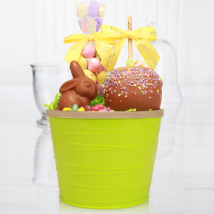 Chocolate gift packs chocolate gift basket ideas quick view easter surprise caramel apple gift basket negle Gallery