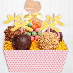Chocolate gift packs chocolate gift basket ideas quick view spring gift tray negle Gallery