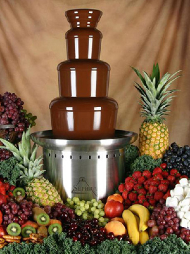 Amy S Large Belgian Chocolate Fountain Rental