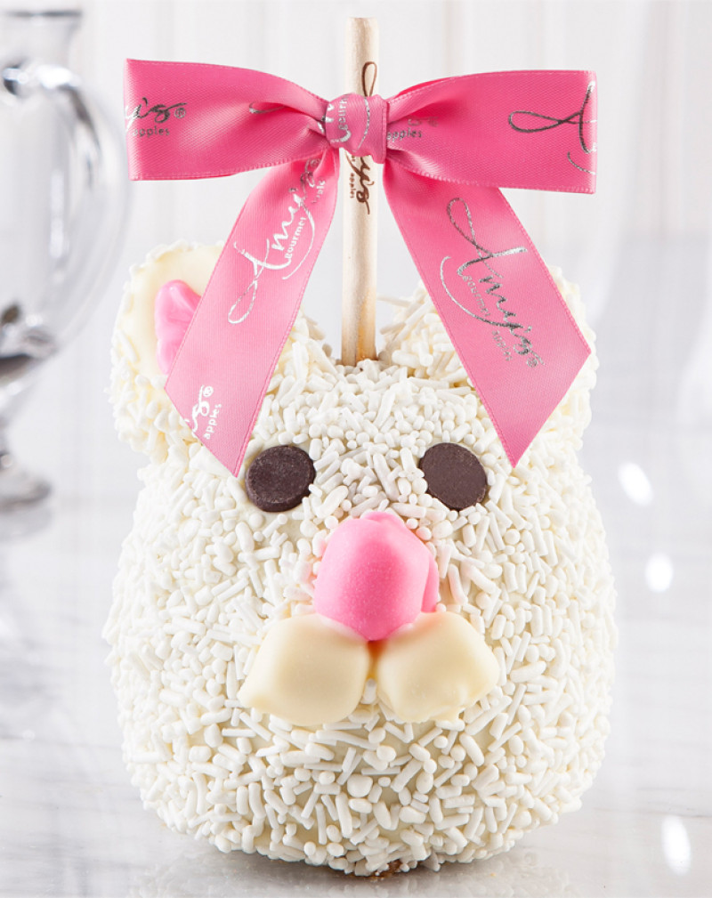 Easter Bunny Candy Apple | Gourmet Easter Bunny