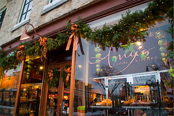Amy's Candy Kitchen Retail Storefront