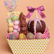 Bunny Easter Gift Tray