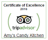 Amy's Candy Kitchen on TripAdvisor