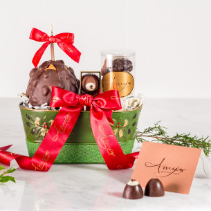 Christmas In July Gift Basket Ideas.Christmas Gourmet Baskets Holiday Gift Basket Ideas
